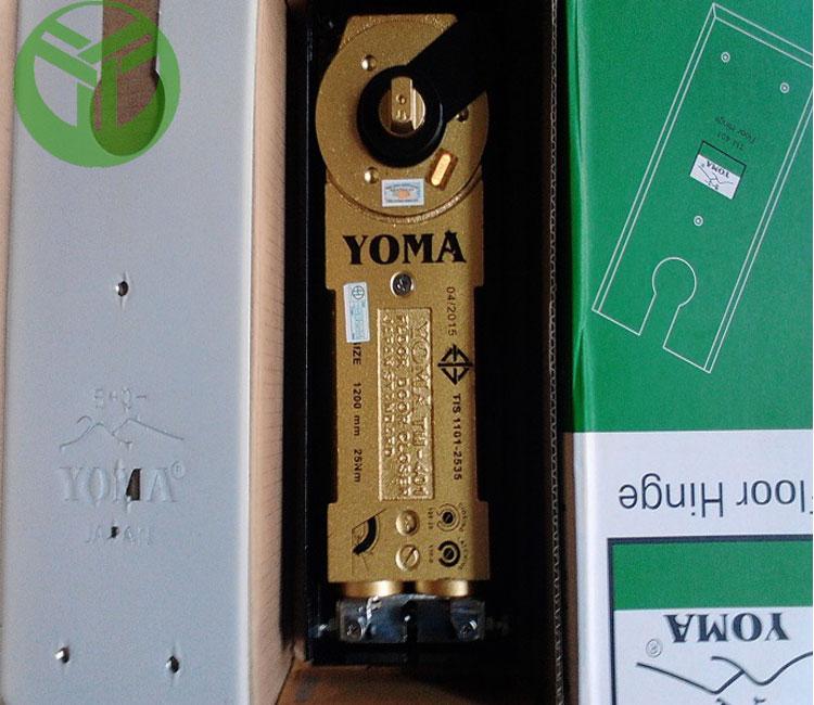 Bản lề sàn Yoma New