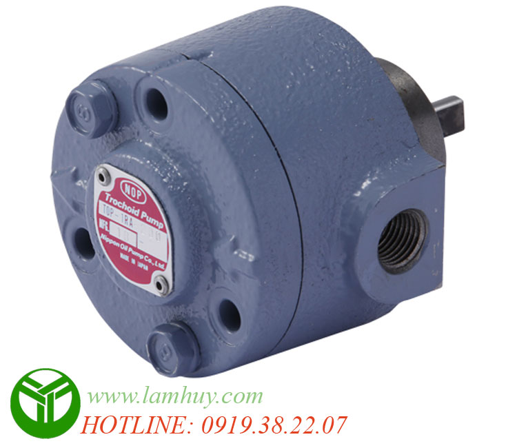 Trochoid® Pumps [ Bi-Rotational Pumps ]