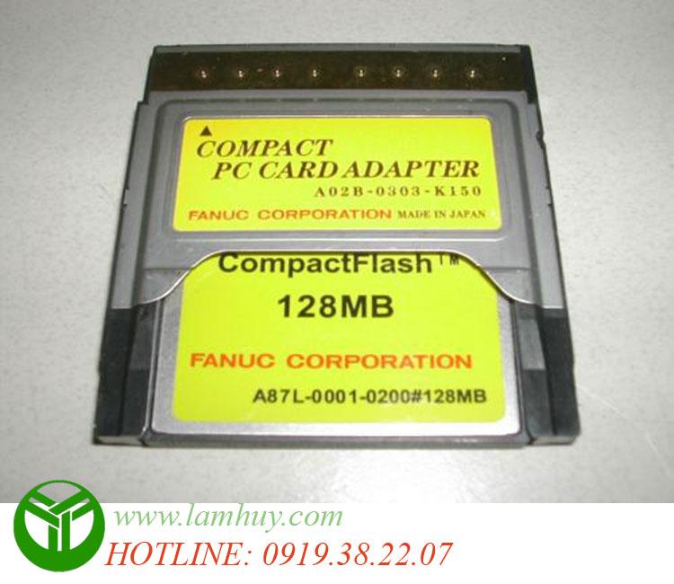 FANUC CF CARD