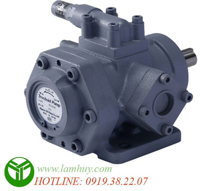 Trochoid® Pumps [ Model 3 (Intermediate capacity) ]