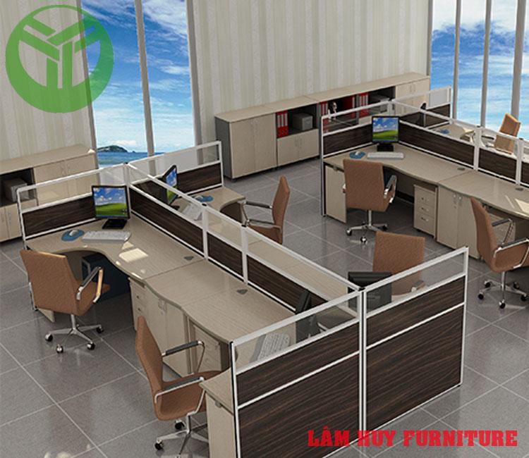 Vách ngăn văn phòng LH50