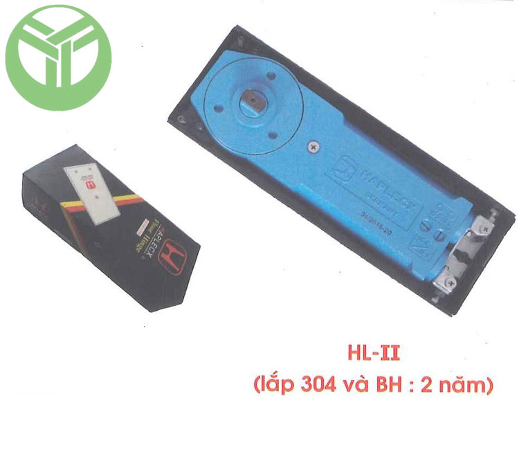 Bản lề sàn Haplecx HL-II