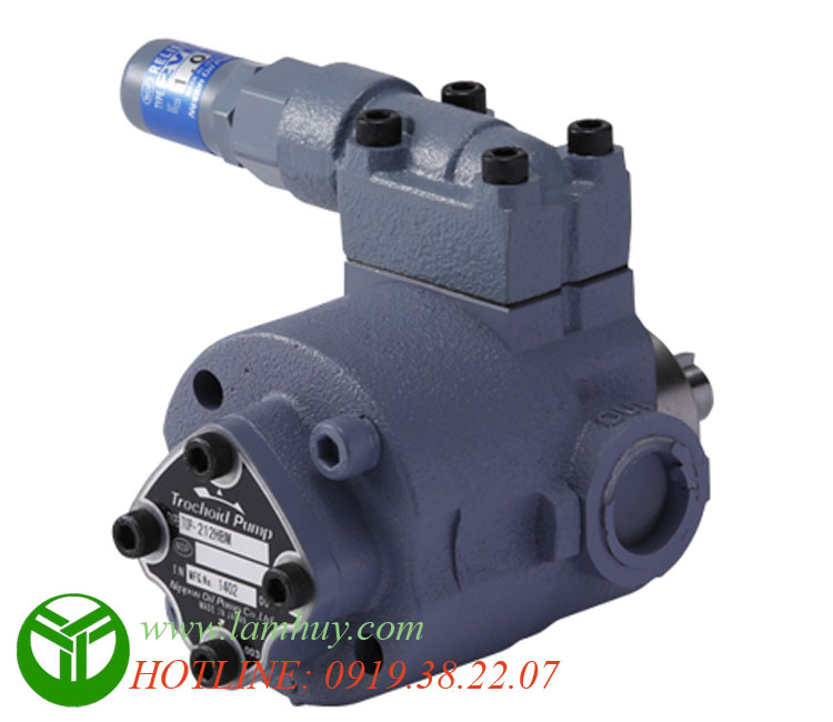 Trochoid® Pumps [ Model 2 (Small and intermediate capacity) ]