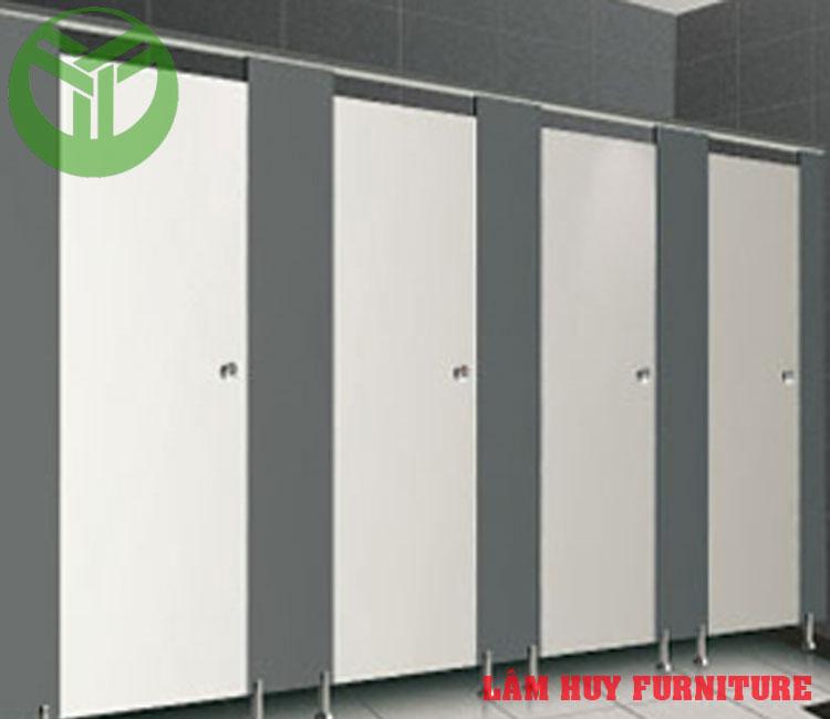 Vách ngăn vệ sinh compact HPL LH60